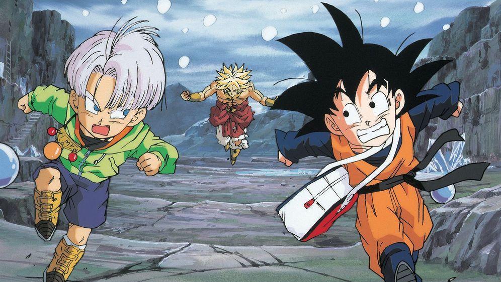 Dragon Ball Z: Brolys Rückkehr