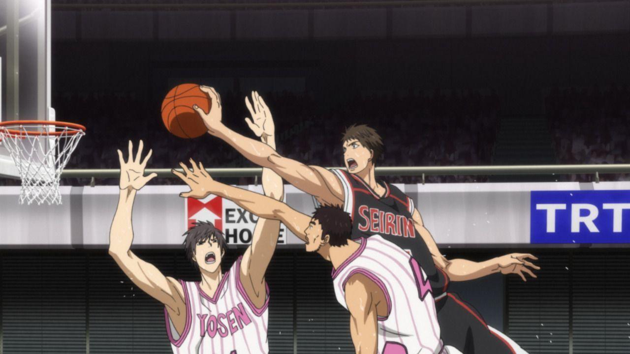 Wir gewinnen! - Bildquelle: Tadatoshi Fujimaki/SHUEISHA, Team Kuroko