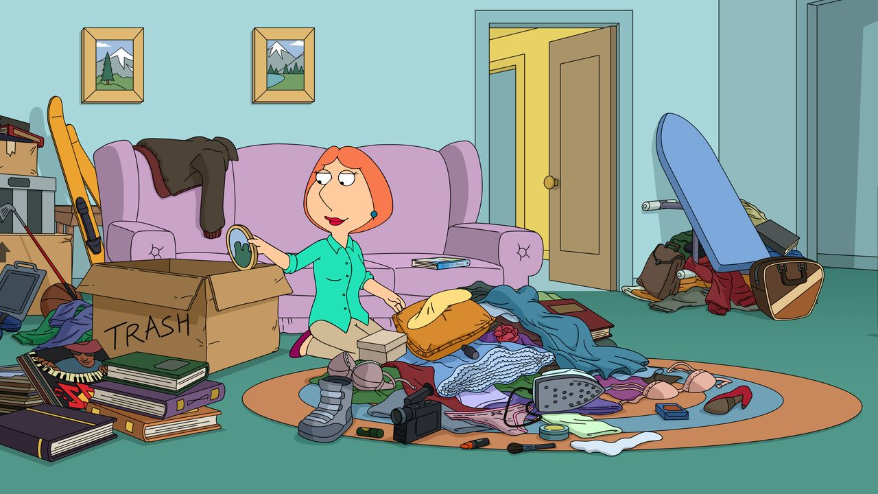 Lois Griffin - Bildquelle: 2018-2019 Fox and its related entities.  All rights reserved.