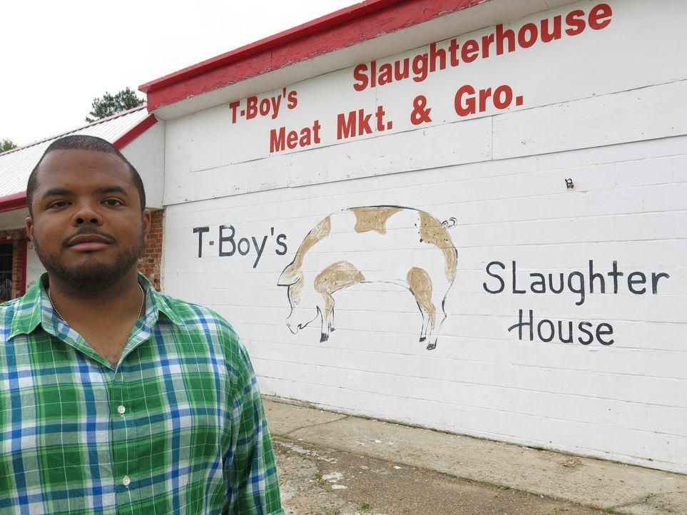 Der kanadische Chefkoch Roger Mooking macht sich in den USA auf eine ganz besondere kulinarische Reise. Dieses Mal führt sie ihn nach Texas und Loui... - Bildquelle: 2013, Cooking Channel, LLC. All Rights Reserved.