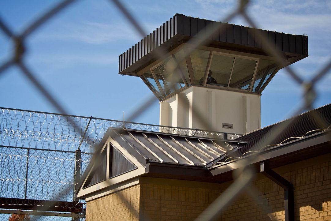 Die Wärter versuchen, im Georgia Diagnostic and Classification Prison immer alles im Blick zu haben ... - Bildquelle: Joshua Fowler part2 pictures