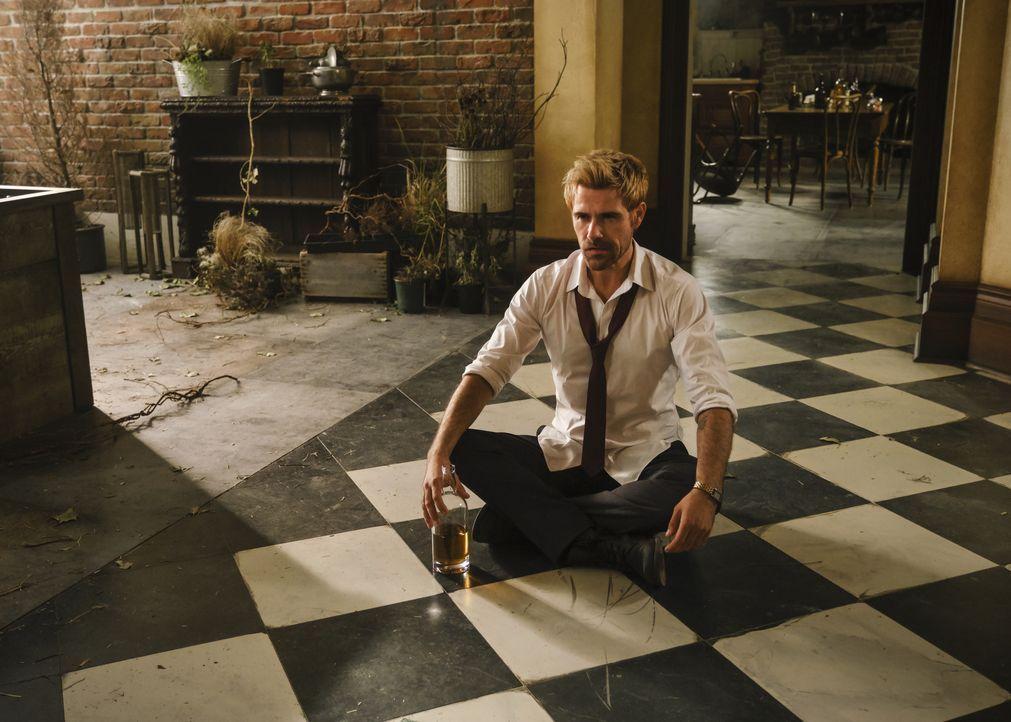 John Constantine (Matt Ryan) - Bildquelle: 2019 The CW Network, LLC. All rights reserved.