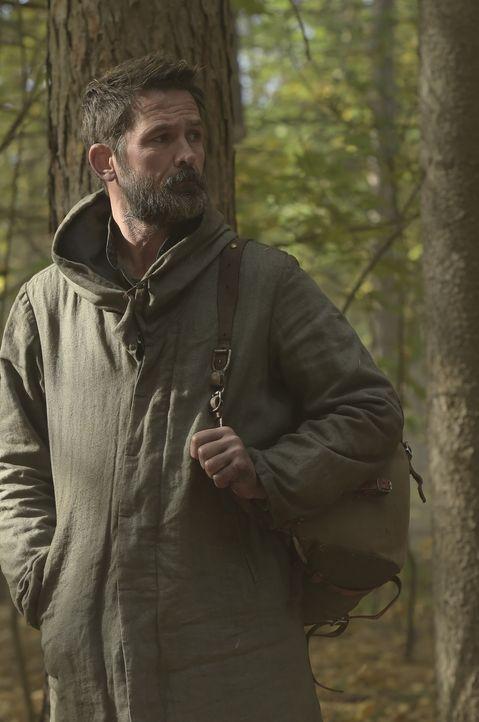 Während Alan (Billy Campbell) und das Forschungsteam im Wald nach Antworten suchen, bekommt Peter eine entscheidende Nachricht von seinen Auftragsge... - Bildquelle: Philippe Bosse 2014 Syfy Media, LLC