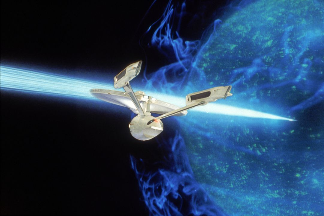 Eine neue Mission wartet auf die Crew der Enterprise ... - Bildquelle: 2003 By Paramount Pictures All Rights Reserved