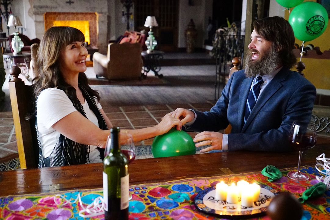 Gail (Mary Steenburgen, l.); Tandy (Will Forte, r.) - Bildquelle: 2017-2018 Fox and its related entities.  All rights reserved.
