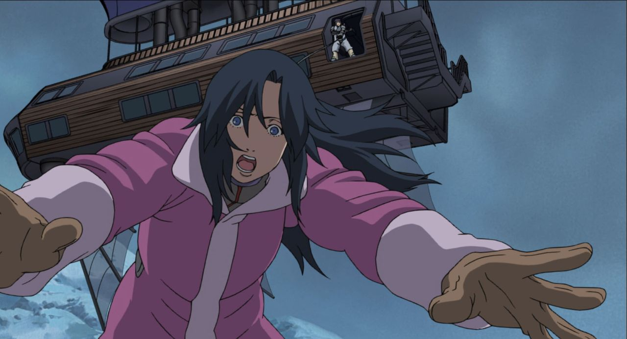 Was verheimlicht Yukie? Während Naruto und sein Team sich gegen die Ninjas zur Wehr setzen, dämmert ihnen langsam, dass Yukie mehr ist als eine gewö... - Bildquelle: MASASHI KISHIMOTO  NMP 2004