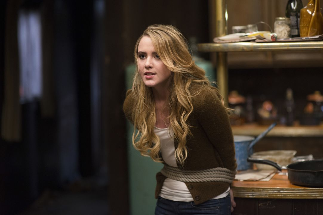 Claire (Kathryn Newton) - Bildquelle: Diyah Pera 2016 The CW Network, LLC. All Rights Reserved / Diyah Pera