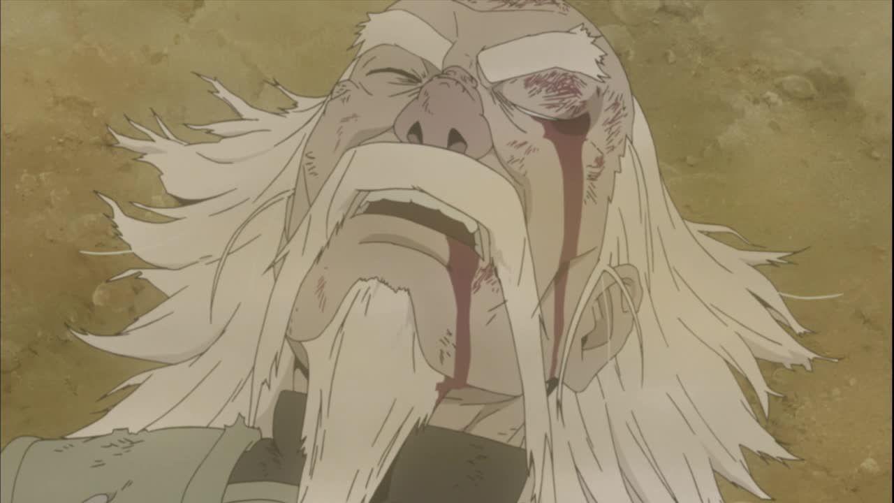 Der Tsuchikage wird schwer verletzt