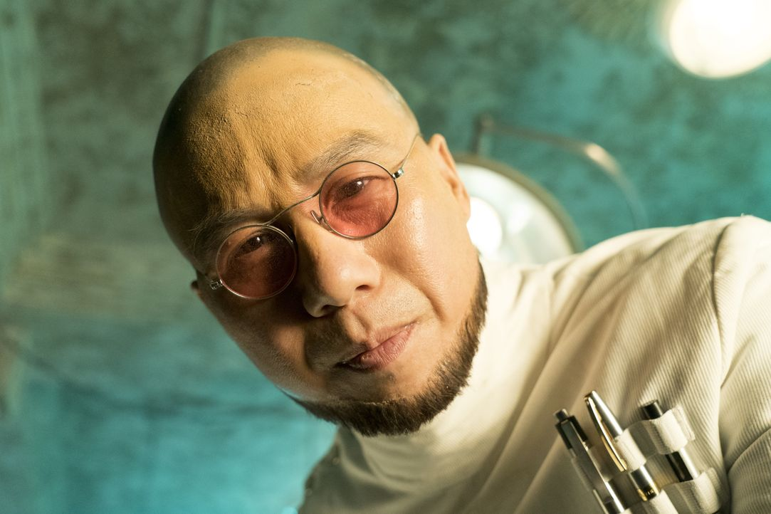 Hugo Strange (BD Wong) - Bildquelle: 2019 Fox Broadcasting Co.