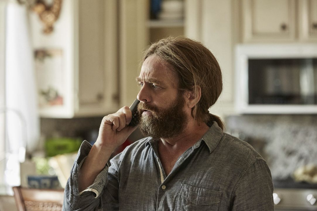 Chip (Zach Galifianakis) muss sich um einen medizinischen Notfall kümmern ... - Bildquelle: Ben Cohen 2016 Fox and its related entities.  All rights reserved.