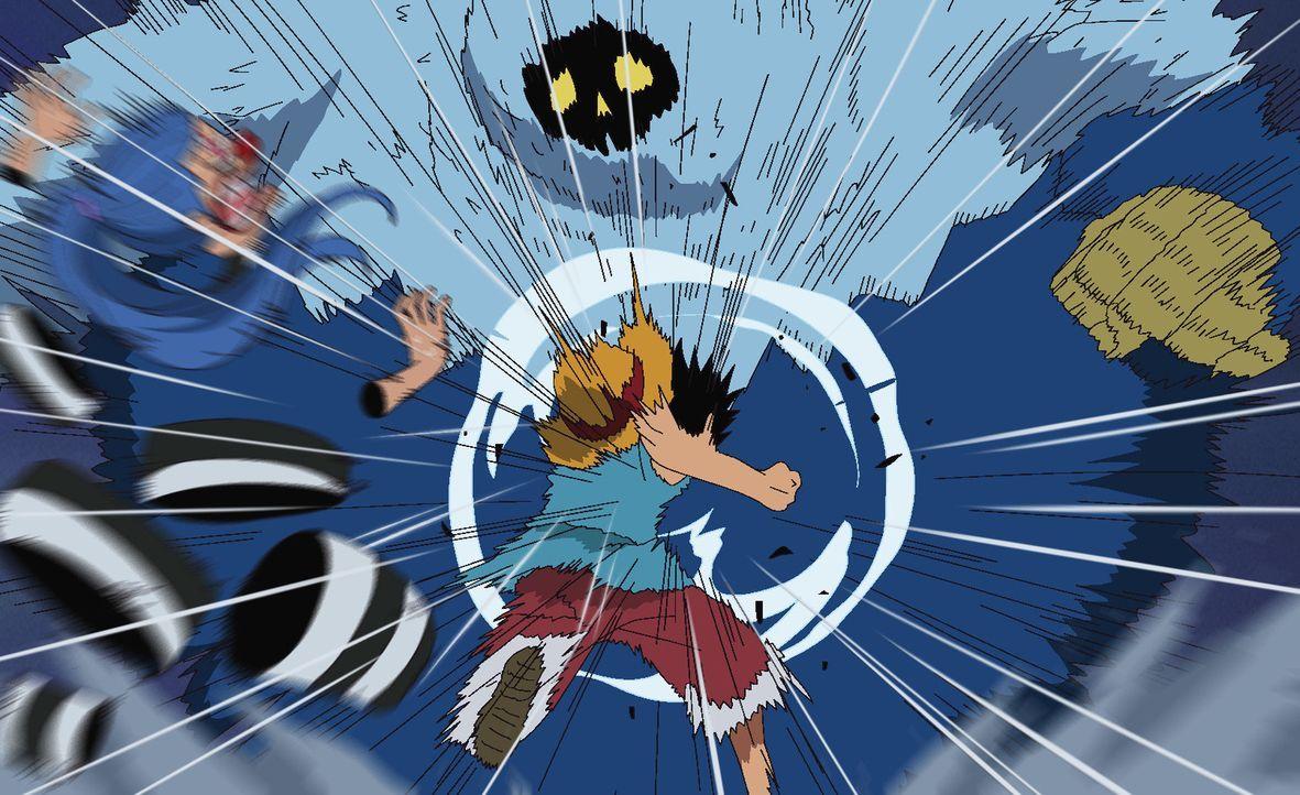 Raus aus der blutigen Hölle! Buggys großes Getöse - Bildquelle: Eiichiro Oda/Shueisha, Toei Animation