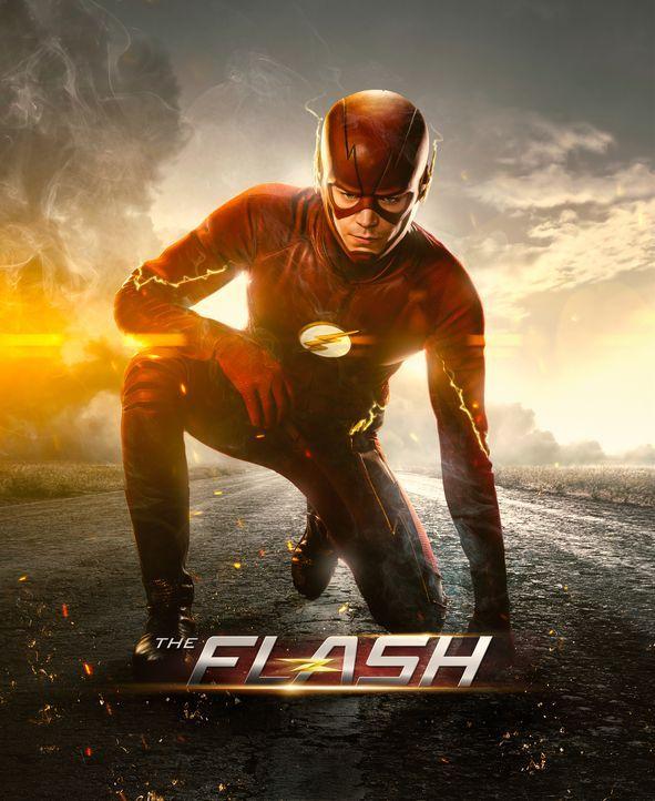 (2. Staffel) - The Flash - Artwork - Bildquelle: 2015 Warner Bros.