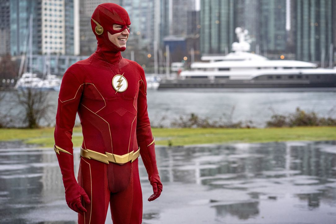 The Flash (Grant Gustin) - Bildquelle: 2019 The CW Network, LLC. All rights reserved.