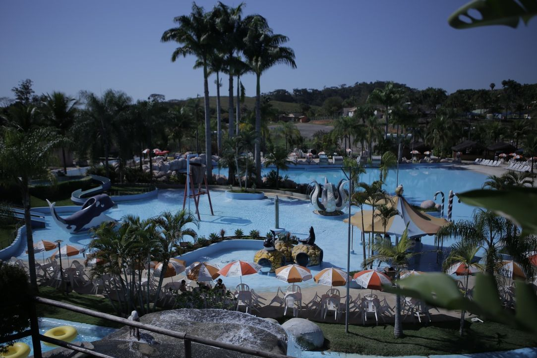 Das Aldeia Das Aguas Park Resort in Rio de Janeiro, Brasilien, hat mehr zu bieten als nur 17 Pools ... - Bildquelle: 2016,The Travel Channel, L.L.C. All Rights Reserved.