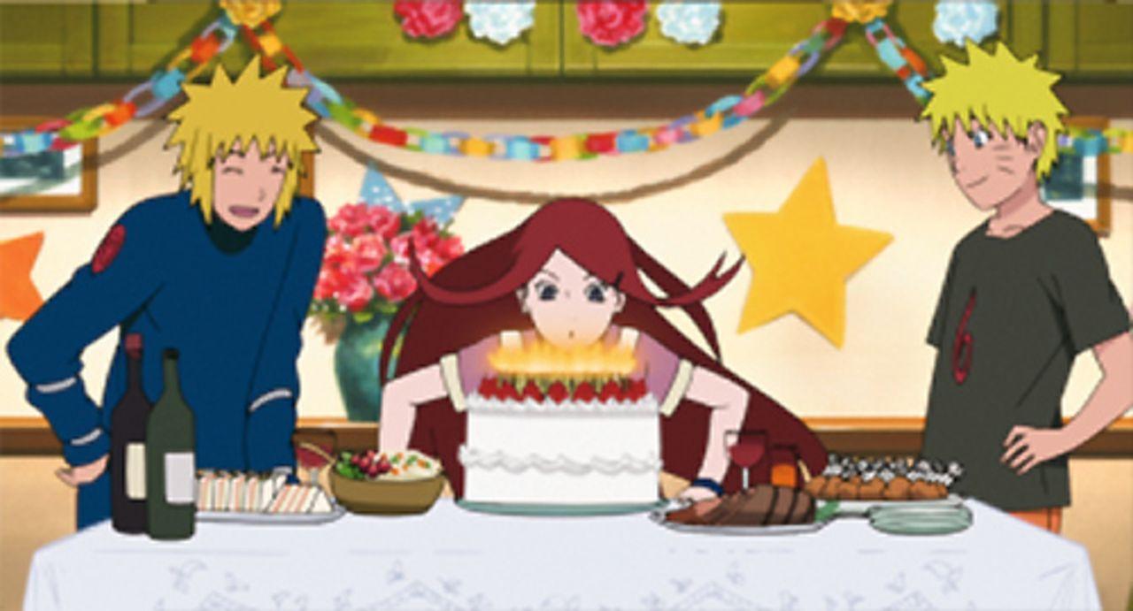 Naruto (r.) und Sakuro müssen dringend einen Weg aus der Tsukuyomi-Welt zurück in ihre richtige finden, denn hier ist die Realität eine komplett and... - Bildquelle: 2002 MASASHI KISHIMOTO /2007 Shippuden   NMP 2012