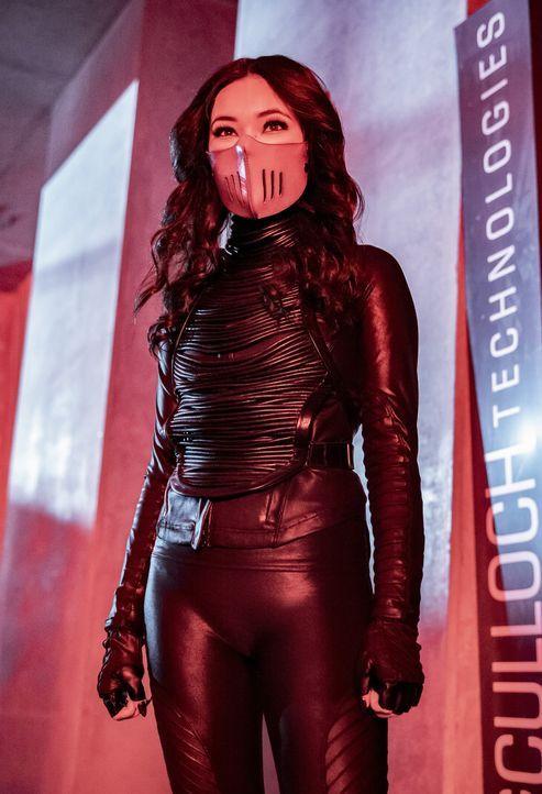 Ultraviolet (Alexa Barajas) - Bildquelle: 2019 The CW Network, LLC. All rights reserved.