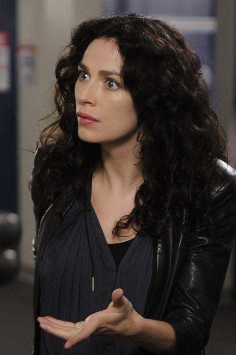 Myka Bering (Joanne Kelly) - Bildquelle: Steve Wilkie 2012 Universal Network Television LLC. ALL RIGHTS RESERVED. / Steve Wilkie