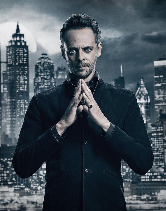 (4. Staffel) - Ra's al Ghul (Alexander Siddig) mischt sich in die Geschehnisse in Gotham ein. Mit welchen Folgen? - Bildquelle: 2017 Warner Bros.