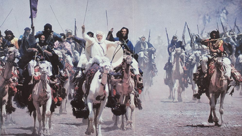 Lawrence von Arabien - Bildquelle: Columbia Pictures