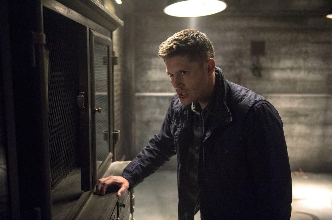 Welche Folgen wird das Kainsmal für Dean (Jensen Ackles) haben? - Bildquelle: 2013 Warner Brothers
