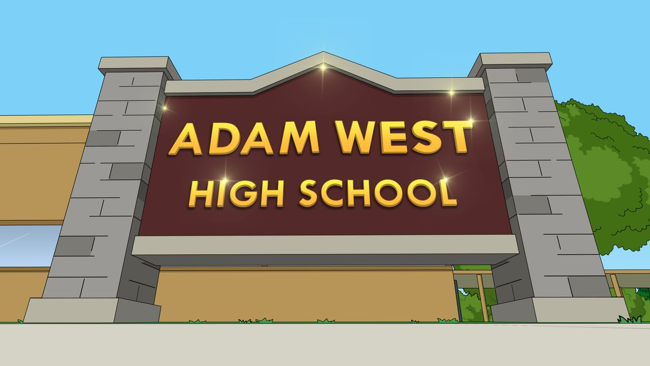 Adam West High School - Bildquelle: 2018-2019 Fox and its related entities.  All rights reserved.