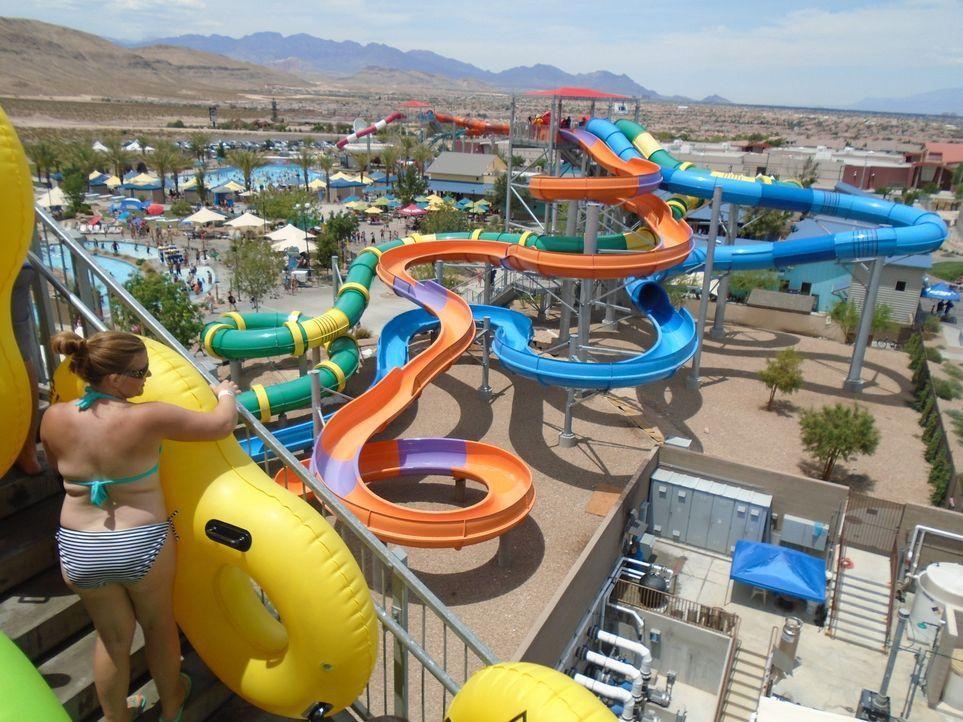 Hat für jeden etwas zu bieten: der Wet'n'Wild Wasserfreizeitpark in Las Vegas ... - Bildquelle: 2016, The Travel Channel, L.L.C. All Rights Reserved.