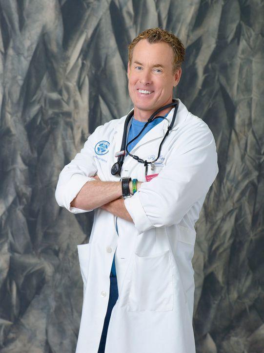 (9. Staffel) - Dr. Cox (John C. McGingley) arbeitet nebenbei als Lehrer an der Medizin-Uni und ist wie immer von Kollegen und Studenten angewidert ... - Bildquelle: Touchstone Television