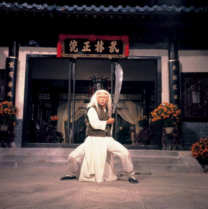 Der Shaolin-Gigant - Bildquelle: Licensed by peppermint enterprises Ltd. & Co. KG