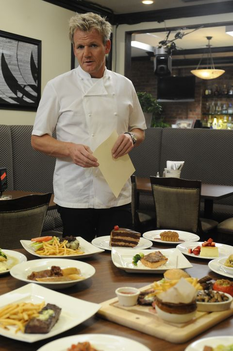 Gordon Ramsay - Bildquelle: Jeffrey Neira 2009 ITV Studios, Inc. all rights reserved. / Jeffrey Neira
