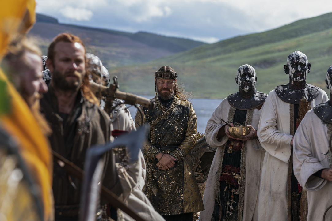 Der rettende Regen - Bildquelle: 2020 TM Productions Limited / T5 Vikings IV Productions Inc. All Rights Reserved. An Ireland-Canada Co-Production.