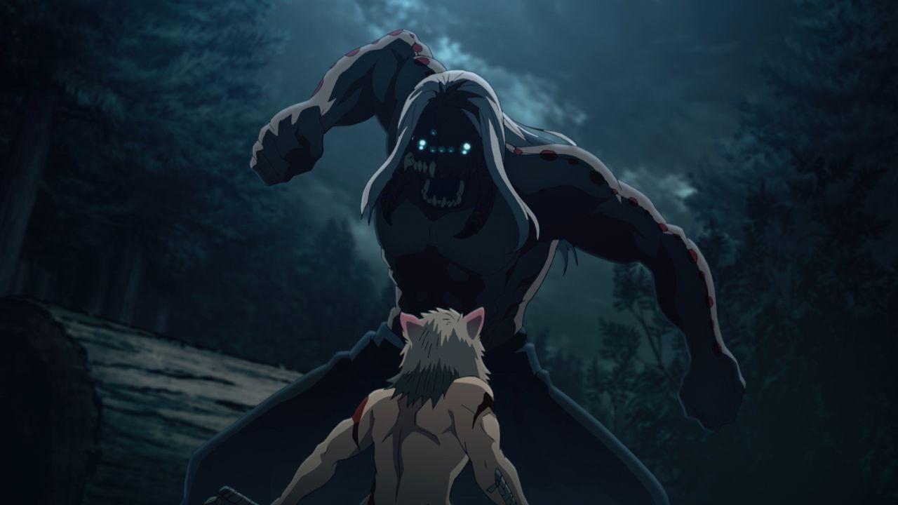 Falsche Bande - Bildquelle: Koyoharu Gotoge / SHUEISHA, Aniplex, ufotable