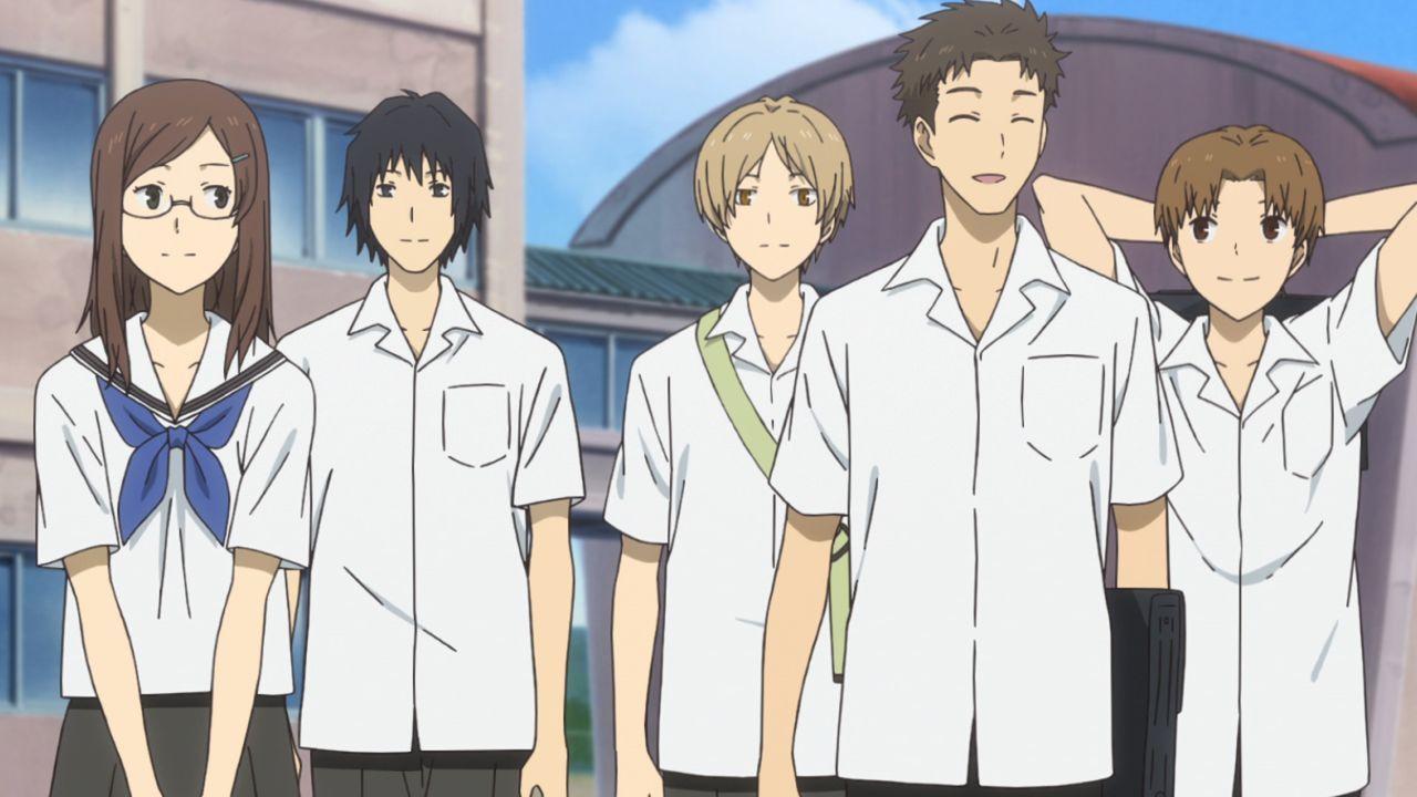 Natsume Yujin-Cho the Movie: Ephemeral Bond - Bildquelle: YUKI MIDORIKAWA,HAKUSENSHA/NATSUME YUJIN-CHO Project