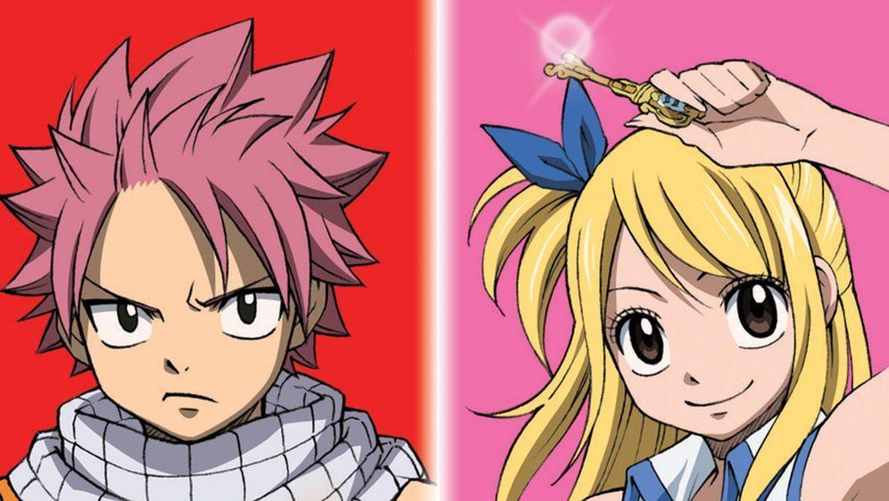 - Bildquelle: Hiro Mashima/KODANSHA/Fairy Tail Guild/ TV TOKYO