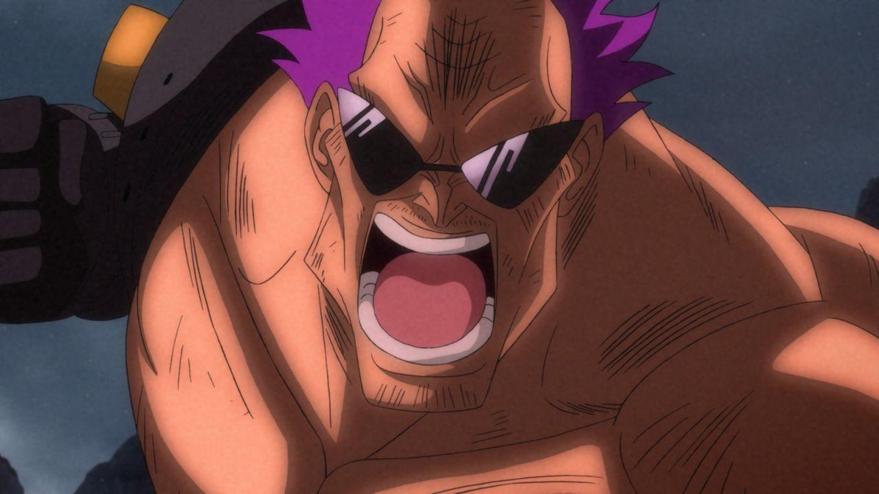 Will allen Piraten den Garaus machen: der ehemalige Marineadmiral Z ... - Bildquelle: Eiichiro Oda/Shueisha, Toei Animation