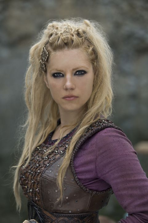 (4. Staffel) - Das Blutvergießen um Macht und Ruhm geht in die nächste Runde: Lagertha (Katheryn Winnick) ... - Bildquelle: 2016 TM PRODUCTIONS LIMITED / T5 VIKINGS III PRODUCTIONS INC. ALL RIGHTS RESERVED.