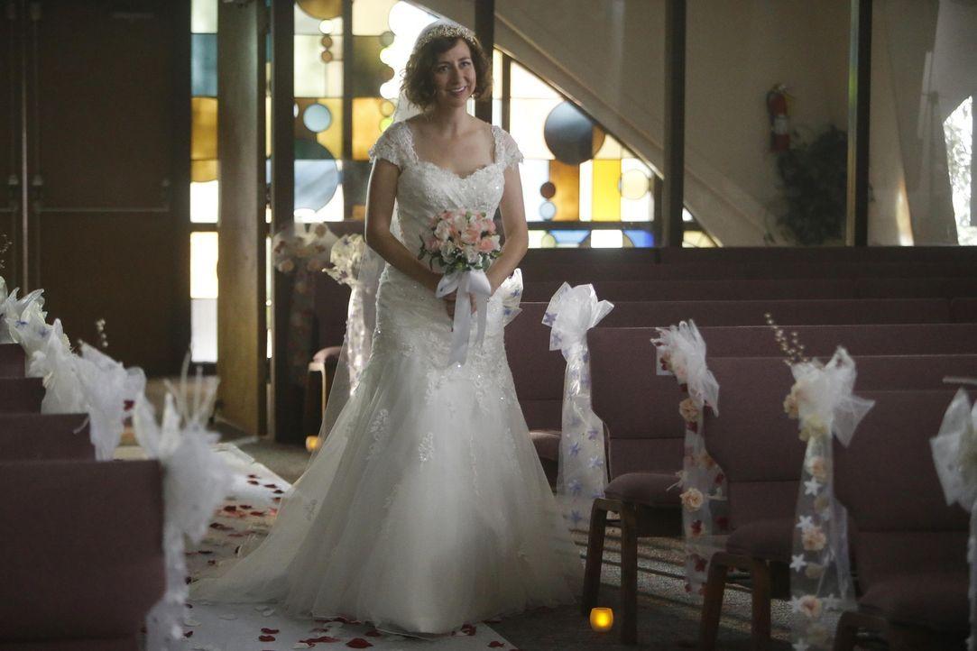 Carol (Kristen Schaal) freut sich riesig auf die Hochzeit und legt sich mächtig ins Zeug, damit alles perfekt wird - nur ihren zukünftigen Ehemann b... - Bildquelle: 2015 Fox and its related entities.  All rights reserved.