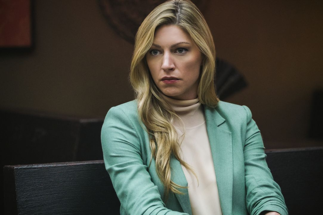 Ava Sharpe (Jes Macallan) - Bildquelle: 2019 The CW Network, LLC. All rights reserved.