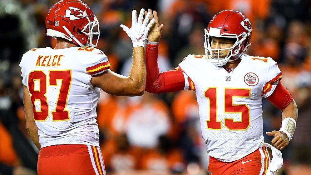 The America's Game: The 2019 Kansas City Chiefs - Bildquelle: 2018 Getty Images