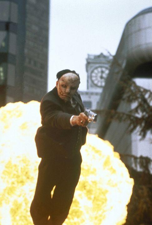 Yo Hinomura (Mark Dacascos) killt elegant, geschmeidig und schnell. Er ist der sagenumwobene Freeman, der oberste Mörder des legendären Zirkels der... - Bildquelle: Warner Bros.