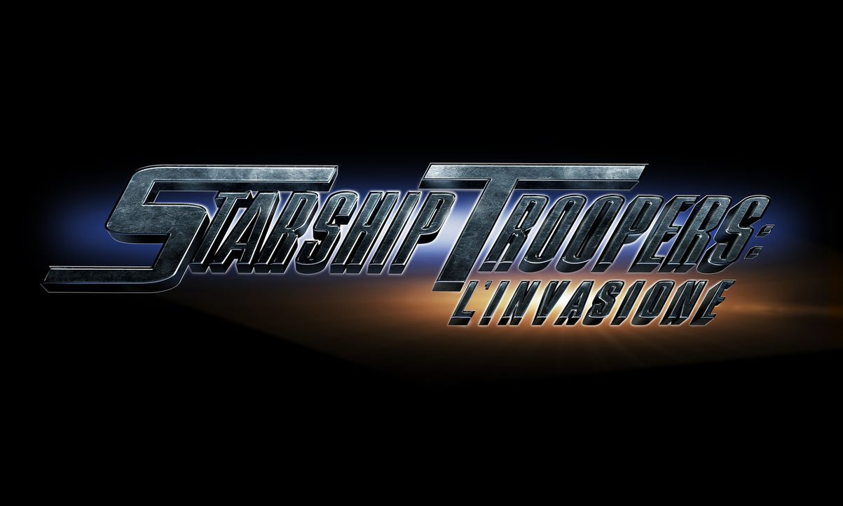 STARSHIP TROOPERS: INVASION - Logo - Bildquelle: 2012 Sony Pictures Worldwide Acquisitions Inc. All Rights Reserved.