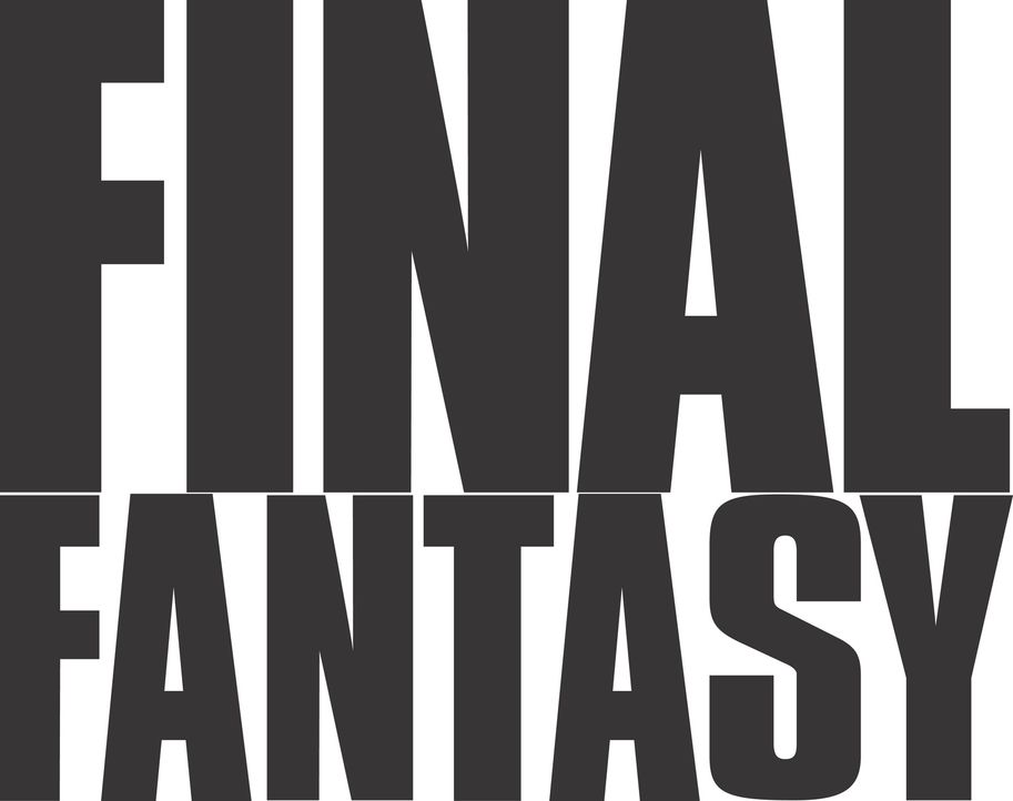 Final Fantasy - Logo - Bildquelle: 2003 Sony Pictures Television International. All Rights Reserved.