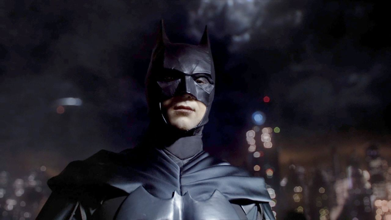 Bruce Wayne alias Batman (David Mazouz) - Bildquelle: 2019 Fox Broadcasting Co.