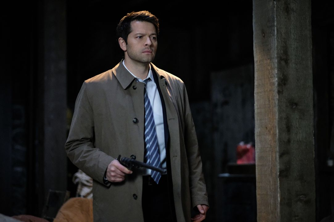 Castiel (Misha Collins) - Bildquelle: Robert Falconer 2016 The CW Network, LLC. All Rights Reserved / Robert Falconer