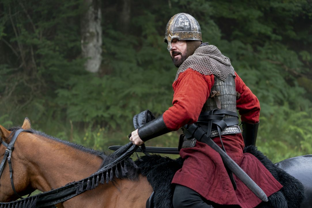 Wiglaf (Bryan Larkin) - Bildquelle: 2020 TM Productions Limited / T5 Vikings IV Productions Inc. All Rights Reserved. An Ireland-Canada Co-Production.