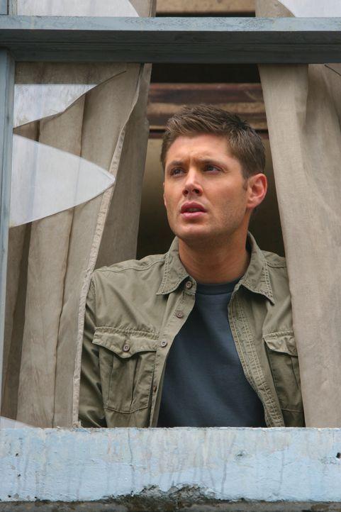 Ein Blick in die Zukunft: Dean (Jensen Ackles) ist geschockt davon, was seine Entscheidungen für Auswirkungen haben können ... - Bildquelle: Warner Bros. Television