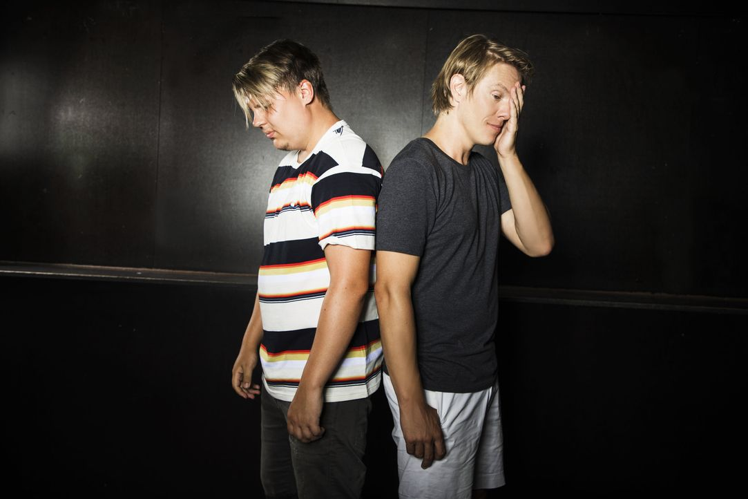 Simon Gosejohann und Kevin Ray  (Seite)