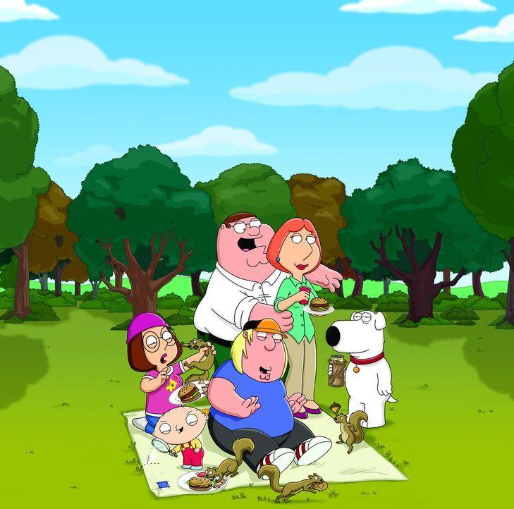 Eine fast normale Familie: Die Griffins - Bildquelle: 2010 Twentieth Century Fox Film Corporation. All rights reserved.