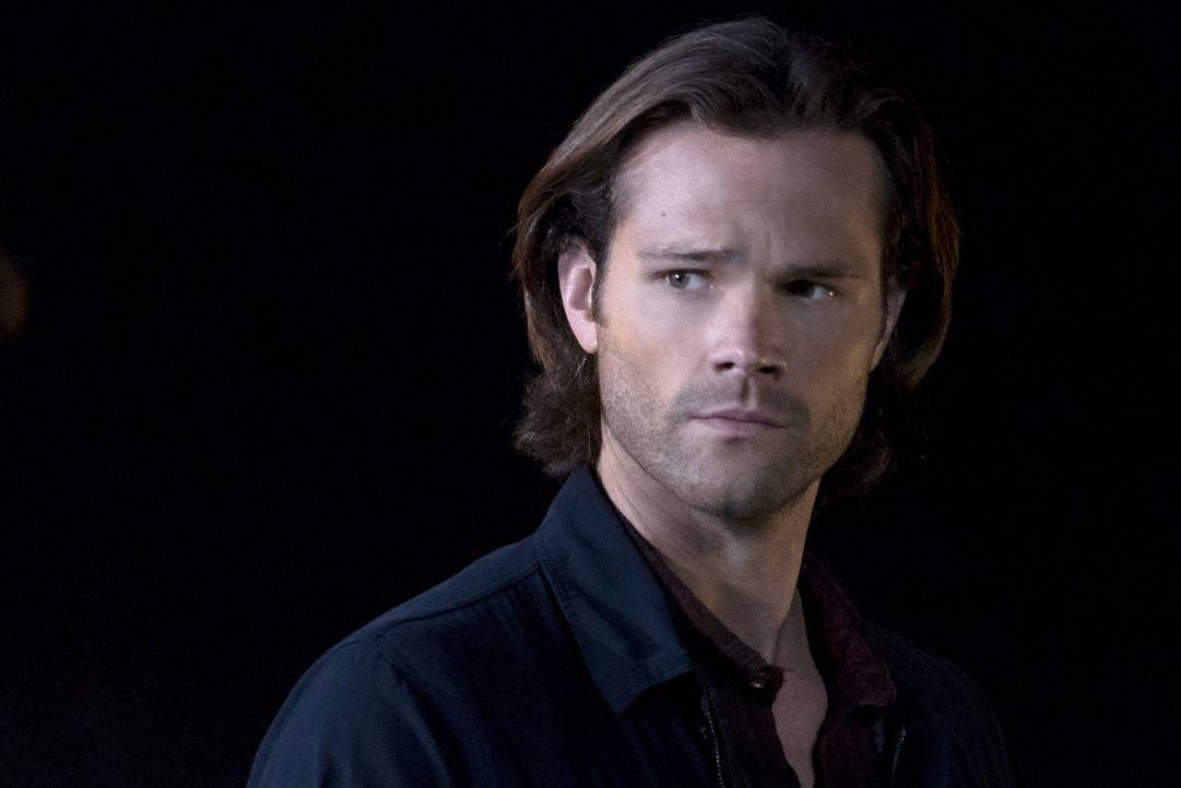 Sam (Jared Padalecki) glaubt immer noch, dass Gott von ihm verlangt, in Lucifers Käfig zurückzukehren und macht schließlich eine erschreckende Entde... - Bildquelle: 2014 Warner Brothers