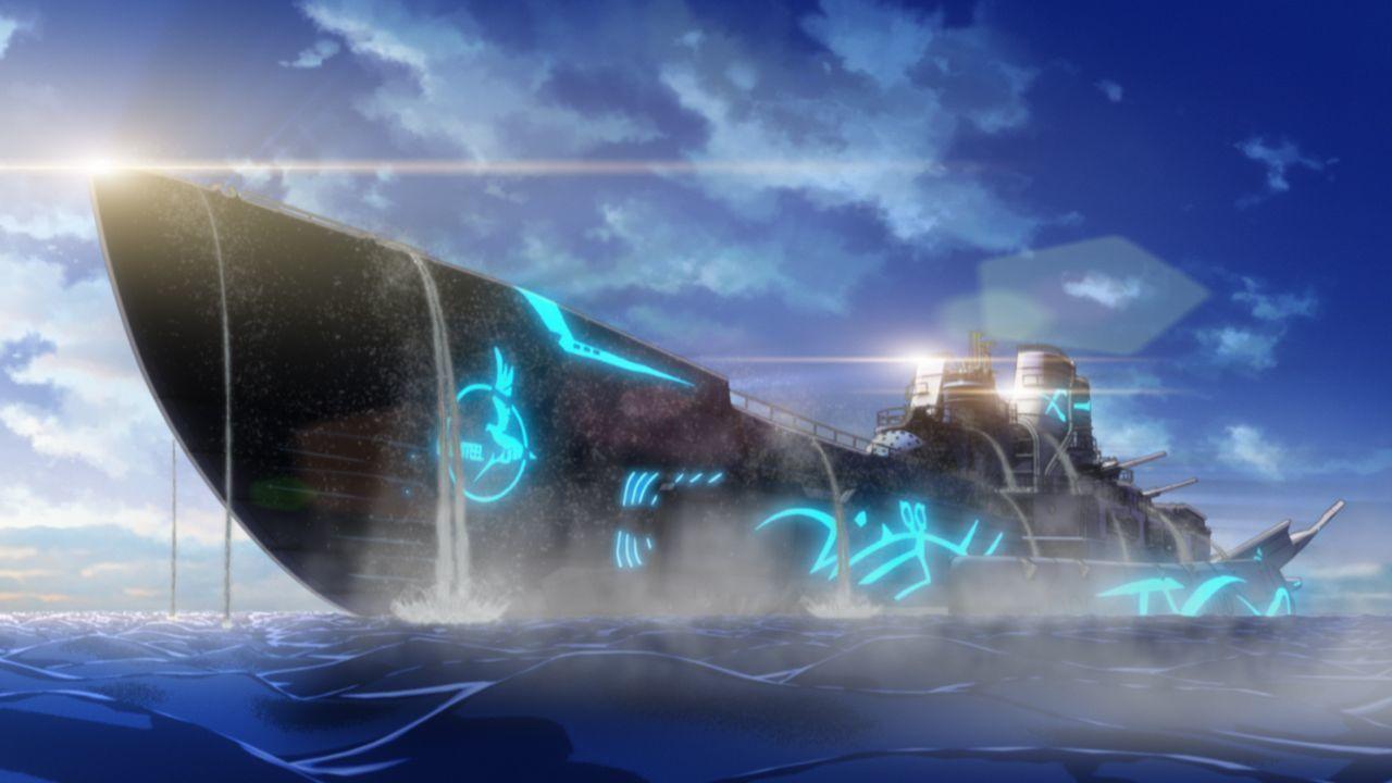 Arpeggio of Blue Steel Ars Nova DC - Bildquelle: Ark Performance / Shonengahosha, Arpeggio partners