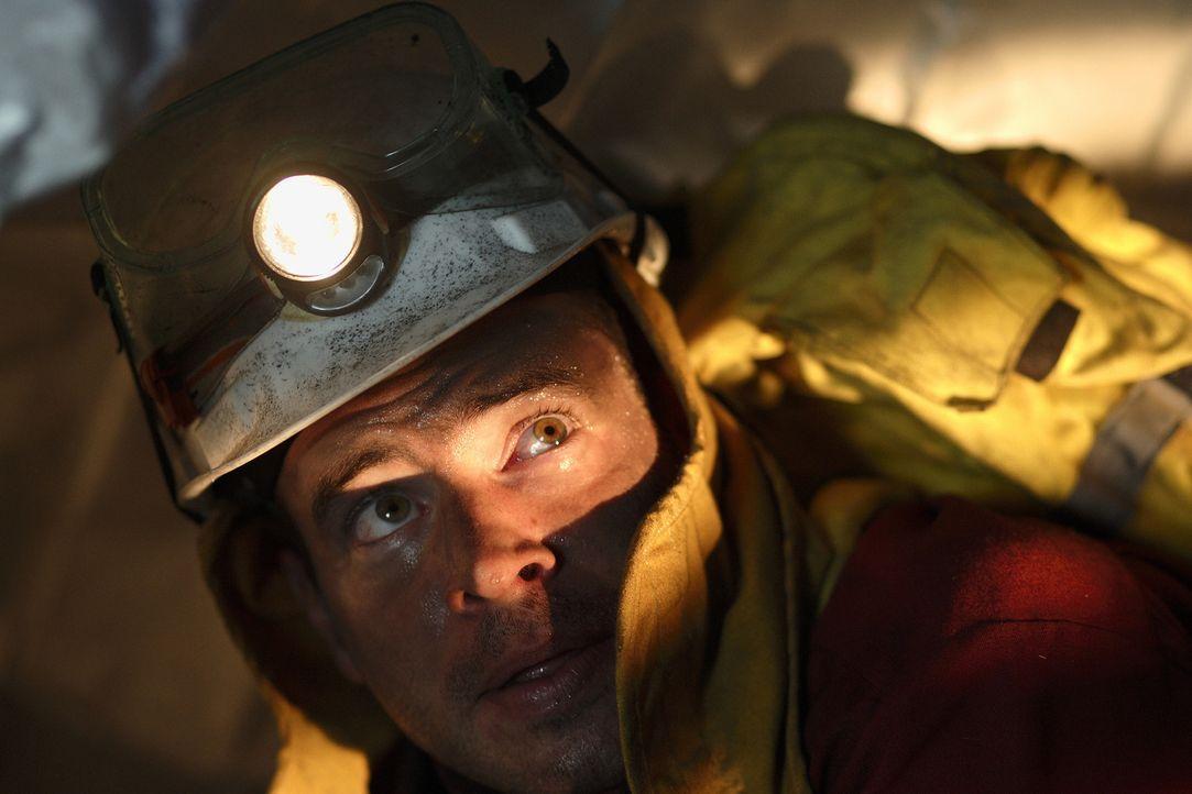 Wagt das Unmögliche: Clay Harding (Scott Foley) ...